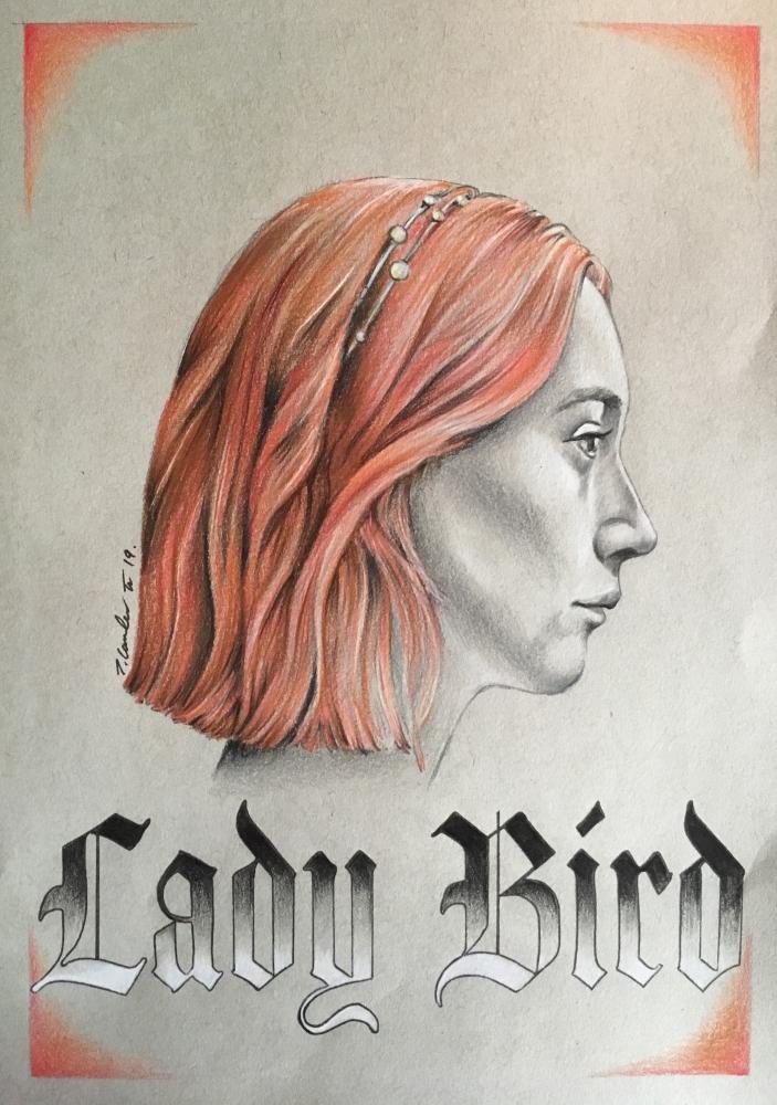 Saoirse Ronan by TraceyLawler